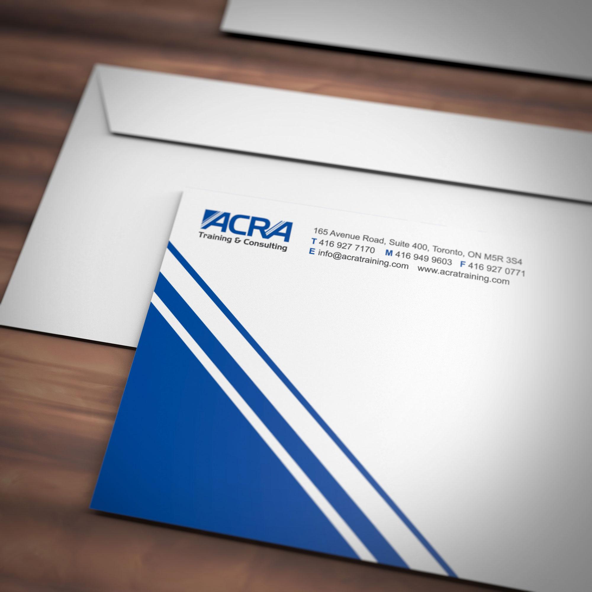 ACRA-envelope